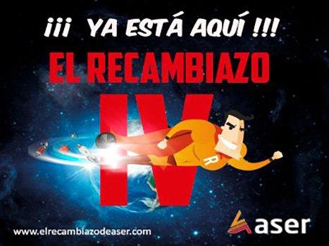 ENGAR SIGUE CRECIENDO CON EL RECAMBIAZO IV